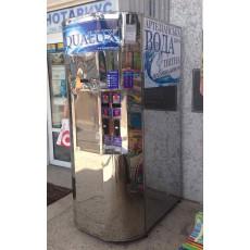 Автомат продажи питьевой воды с системой обратного осмоса АКВАЛЮКС F2000 Minima
