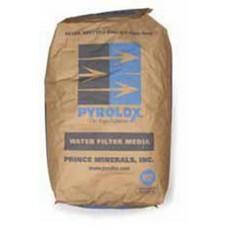 Загрузка Pyrolox для удаления железа