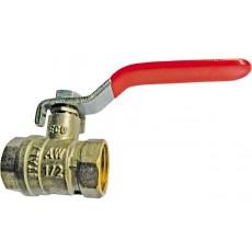 Кран шаровой AW-econom 600 для воды Ду 15