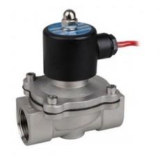 Соленоидный электромагнитный клапан из нержавеющей стали 2W-160-15