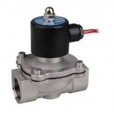 Электромагнитный клапан из нержавеющей стали 2W-250-25
