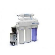 Обратный осмос Aqualine RO-6 P MT18 с помпой
