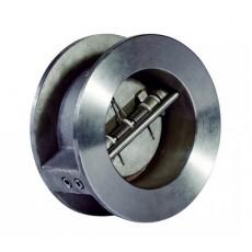 Клапан двустворчатый DDSCV-16SS ДУ50