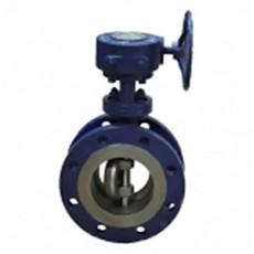 Регулирующая пов. засл. Фл,корпус-сталь,диск-AISI304 (XBV-R25-SM F)РУ25,ДУ50