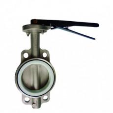Регулирующая поворотная заслонка RBVA-10-60-S ДУ50