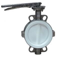 Регулирующая поворотная заслонка RBVA-10-80-HS ДУ50