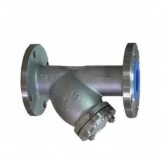 Фильтр фланцевый для пищевой пром. (арт.KSV-16F-S304)РУ16ДУ50