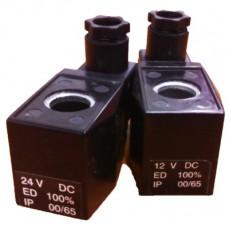 Эл.магнитная катушка 12V DC DN15
