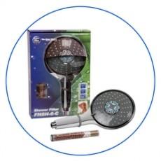 Хромированный душ с фильтром FHSH-6-C