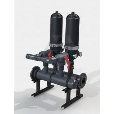Фильтр дисковой Azud HS 202/3FX super LM (5-50 micron)