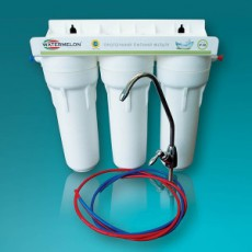 Проточный фильтр для воды трехступенчатый IF-30