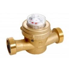 Резьбовой импульсный водомер WMTH 13 для горячей воды
