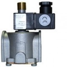 Клапан электромагнитный газовый Madas M16/RM N.A. DN 65