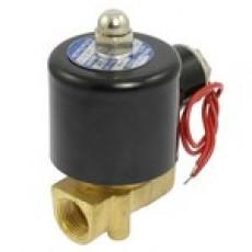 """Электромагнитный клапан 3/8""""/24v 2W-040-10"""