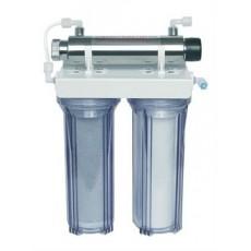 Фильтр с бактерицидной лампой FP-2E-UV