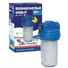 """Фильтр для воды MIGNON Gusam 3P 5"""" 1/2"""" 3 выхода (с полифосфатом) HP"""