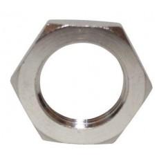 Контргайка ТМ Ду 15 с никелевым покрытием