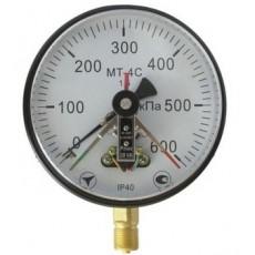 Мановакуумметр электроконтактный МТ-4С 0,25....6,0 мПа
