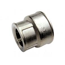 Муфта редукционная SF Ду 15-20 с никелевым покрытием