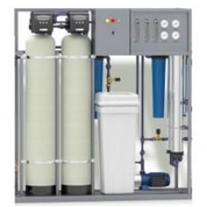 Установка очистки воды с обратным осмосом Aqualux RO3-2G-750L