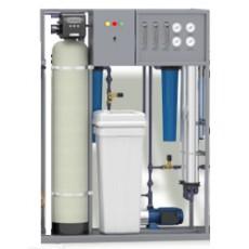 Установка очистки воды для скважины-Aqualux RO2G-500L