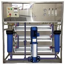 Промышленная установка системы обратного осмоса Aqualux PRO-8; 1000 л/ч