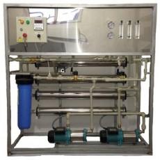 Промышленная установка системы обратного осмоса Aqualux PRO-4; 600 л/ч