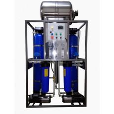Комплекс очистки воды с обратным осмосом Aqualux RO1-2G-2N-AS100-250L