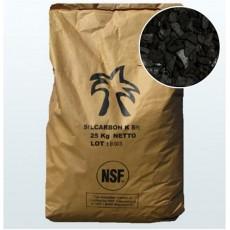 Активированный уголь Silcarbon K-835 кокос