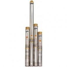 Насос для скважин Sprut 100QJ 505-0.75 нерж. + пульт (В)