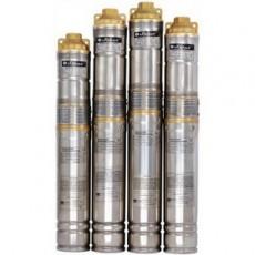 Насос для скважин шнековый Sprut QGDа 1,8-50-0.5kW + пульт (В)