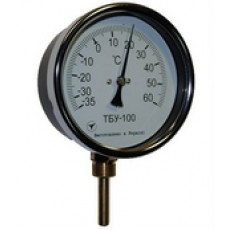 Термометр биметаллический для воды ТБУ-100-50