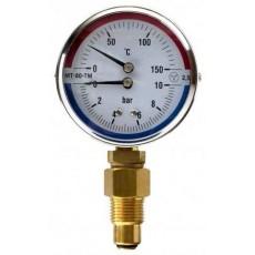 Термометр манометрический МТ–80–ТМ-Р