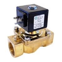 Клапаны электромагнитные комбинированного действия