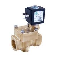 Клапаны электромагнитные для пара и горячей воды