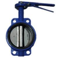 Регулирующие поворотные заслонки для пресной воды, сточных вод, воздуха