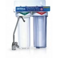 Фильтры воды под мойку Crystal water