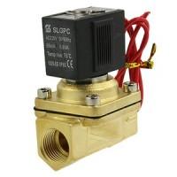 Электромагнитные клапаны для воды и газа Aqua Kut